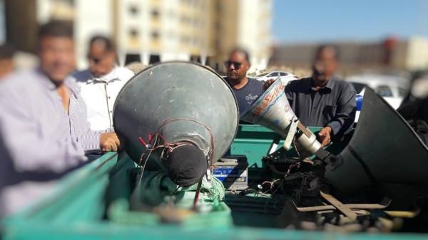 بلدية غزة تقرر تعزيز إجراءاتها الميدانية لمنع استخدام مكبرات الصوت