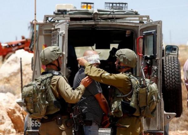 الاحتلال يُصيب طفلاً ويعتقله في كفر مالك شرق رام الله