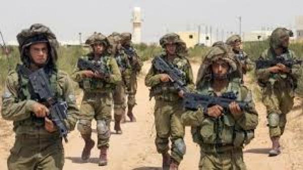 الجيش الإسرائيلي يُجري غداً تدريبات عسكرية بغلاف غزة