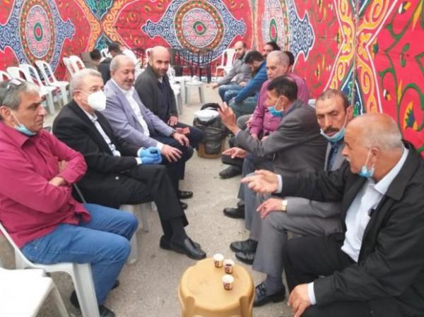 البرغوثي: القدس تتعرض لحملة شعواء من الاعتقالات والتنكيل