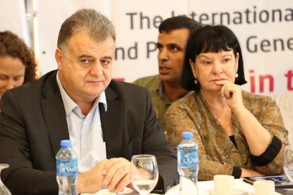 الاتحاد الدولي للنقابات يدين خطة الضم الإسرائيلية