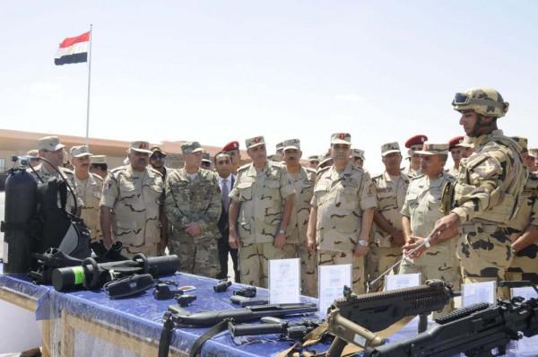 مصر تستعد لأضخم صفقة عسكرية في تاريخها
