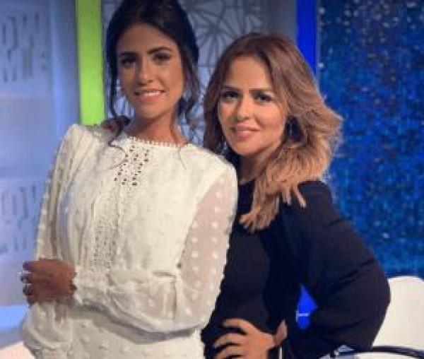 """إصابة مذيعة CBC بفيروس """"كورونا"""".. وزوجة أحمد السقا من المخالطين"""