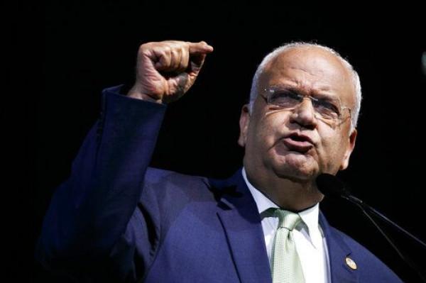 عريقات: إسرائيل ستدفع ثمن الضم باهظاً.. ولا نمنع العرب من التطبيع ولكن ليبلغوا شعوبهم