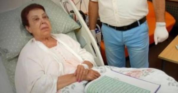نقل رجاء الجداوي للعناية المركزة بعد تدهور حالتها الصحية