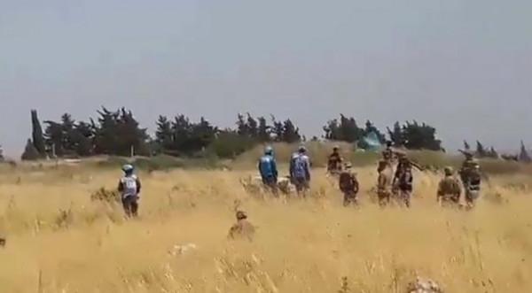 شاهد: الاحتلال يكشف تفاصيل حدث أمني غير معتاد على الحدود مع لبنان