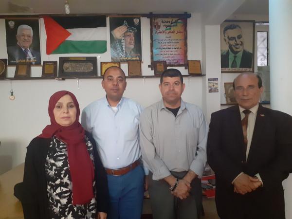 """""""الفلسطيني للوطن والشتات"""" بالتعاون مع """"إرادة الدولية"""" يعقدان دبلومة التنمية البشرية"""