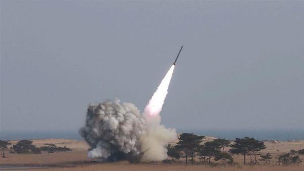 شاهد: إسرائيل تُجري تجربة إطلاق مزدوج لصاروخين باليستيين