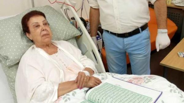 """رجاء الجداوي تدخل مرحلة """"فقدان الوعي"""""""