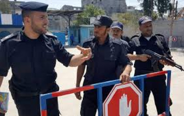 الشرطة: ضبط متهمَيْن بحادثة إطلاق النار بمدينة غزة
