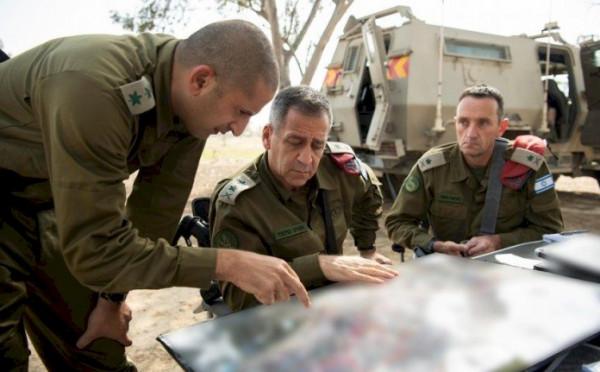 جيش الاحتلال يستعد لسيناريوهات قد تحصل بأعقاب فرض خطة الضم