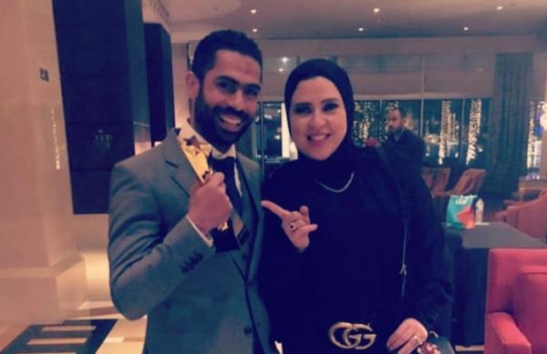 إصابة زوجة أحمد فتحي وبناته بفيروس (كورونا)