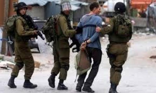 نادي الأسير: قوات الاحتلال تعتقل (11) مواطناً من الضفة بينهم فتية