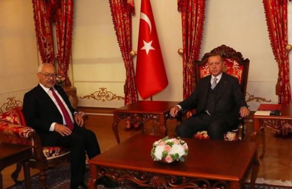تونس: دعوات لسحب الثقة من الغنوشي في جلسة مساءلته