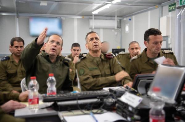 قناة إسرائيلية: المنظومة الأمنية الإسرائيلية تستعد للضم والسلطة تحذر من موجة عنف