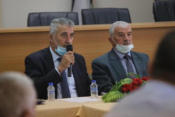 الصالح: الأغوار مكون أساسي وحيوي للدولة الفلسطينية ونرفض كل مخططات الضم الإسرائيلية