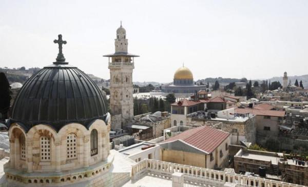 اللجنة الرئاسية لشؤون الكنائس: الاحتلال إلى زوال وستبقى القدس عاصمة فلسطين