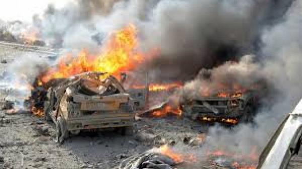 قتلى وجرحى في انفجار سيارة مفخخة شمال شرق سوريا