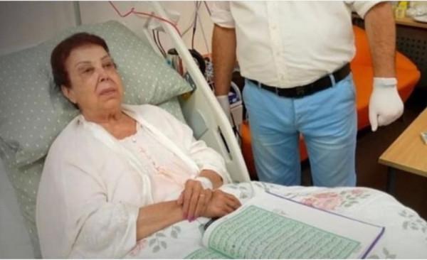 نقيب المهن التمثيلية يكشف سبب تدهور حالة رجاء الجداوي في مستشفى العزل