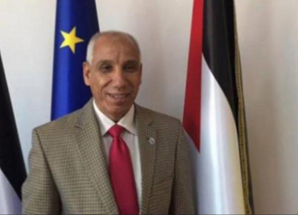 عياش ينعي فقيد فلسطين الأعلامي جاك خزمو مؤسس مجلة البيادر السياسي
