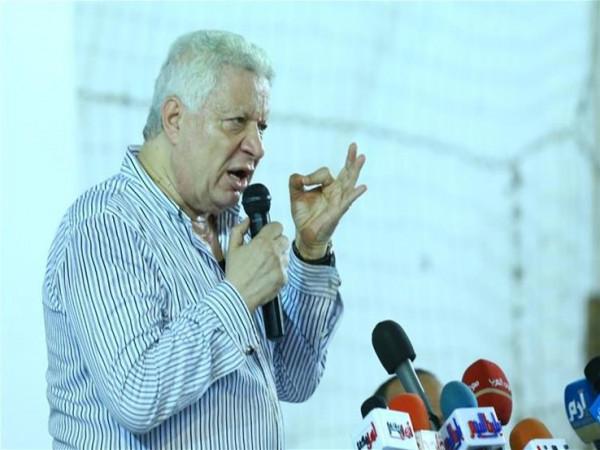 مستشار الأهلي القانوني يُهدد مرتضى منصور