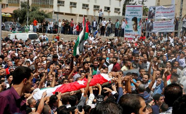 تقرير: أربعة شهداء ومئات الجرحى والمعتقلين في مايو