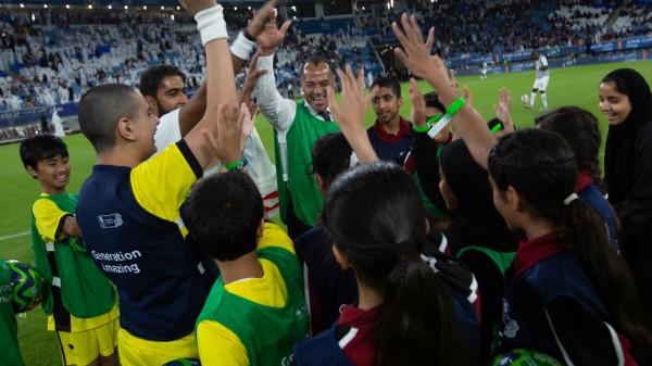 كافو: لم أكن لأتجاوز الأزمة لولا عائلتي وكرة القدم