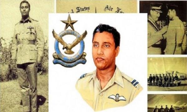 """أسقط أربع طائرات إسرائيلية.. رحيل نسر الجو البنغالي """"سيف الله الأعظم"""""""