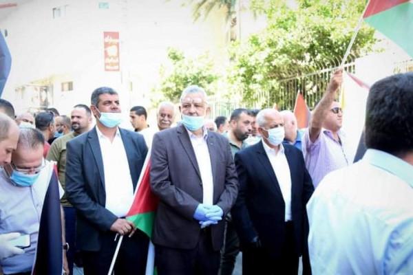 محافظ طولكرم: أسرانا الأبطال في خندق متقدم لمواجهة جرائم الاحتلال