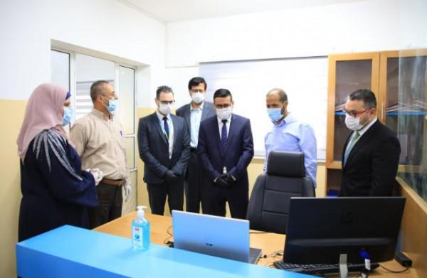 جوال تدعم بلدية الفخاري بأجهزة مكتبية
