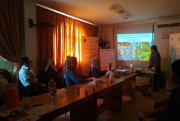 اتحاد جمعيات المزارعين تنفذ دورة تدريبية حول الزراعة المائية بطولكرم