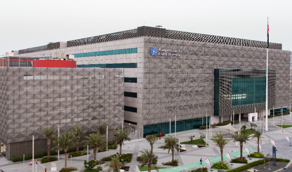 مؤسسة (كيو إس): جامعة خليفة من أفضل 15 جامعة عالمياً والأولى عربياً