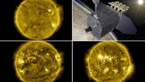 ناسا ترصد فيديو لحركة الشمس لمدة عشر سنوات