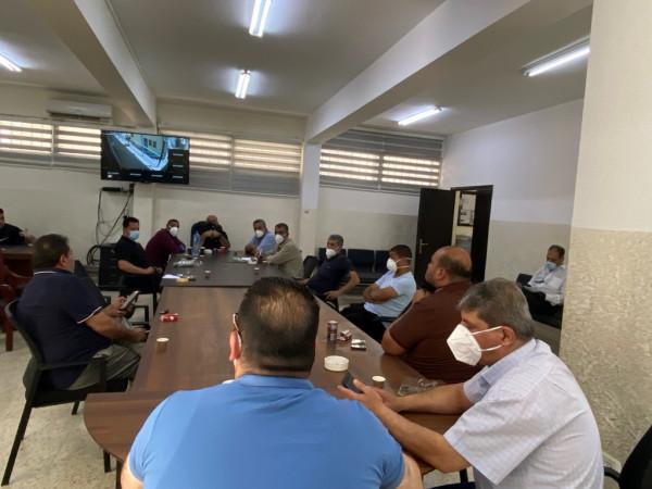 لجنة الطوارئ بمخيم الدهيشة تدعو الأهالي والمؤسسات لتشديد الإجراءات الوقائية