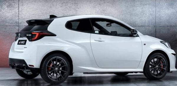 سيارة تويوتا الاقتصادية تتحول لوحش رياضي صغير
