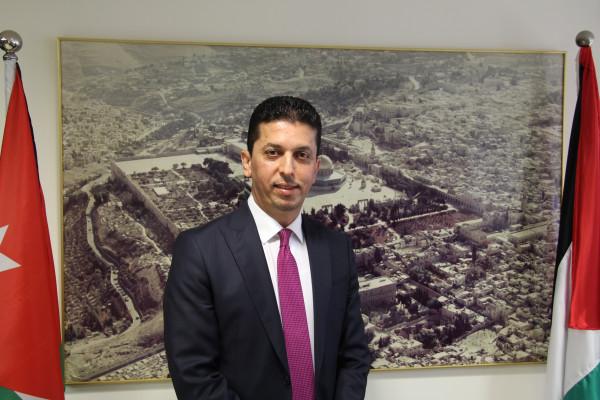 أسامة حرزالله مديرا إقليميا لبنك الإسكان في فلسطين