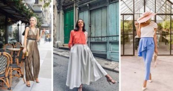 ليس فستان فقط.. عشر إطلالات تصلح لحضور المناسبات في صيف 2020