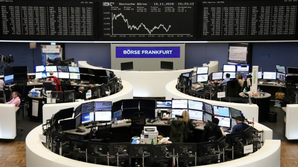 أسهم أوروبا ترتفع مع آمال التعافي الاقتصادي