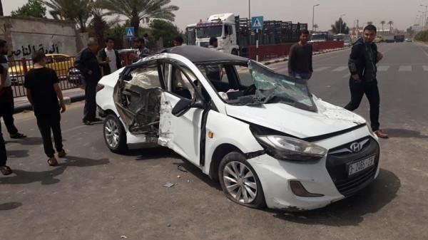 المرور بغزة: سنحاسب أي سائق يقود بسرعة جنونية وسنشدد المخالفات والغرامات المالية