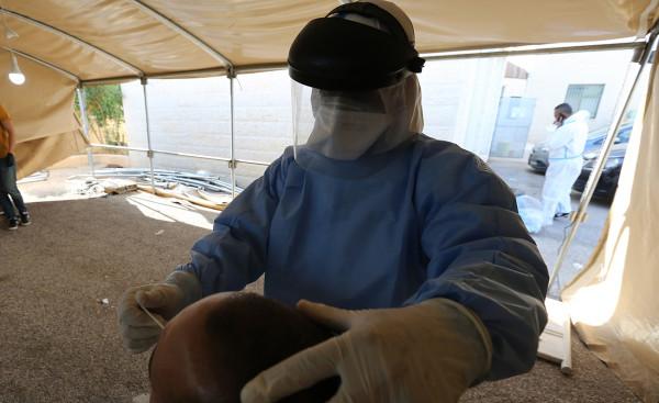 فلسطين: 98 إصابة جديدة بفيروس (كورونا) وعدد إصابات اليوم 195