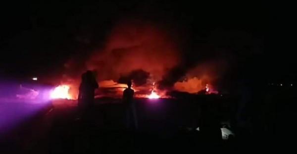"""الجيش الإسرائيلي: تفعيل إنذار جنوب """"غلاف غزة"""" بعد إطلاق نار ليس صاروخياً"""