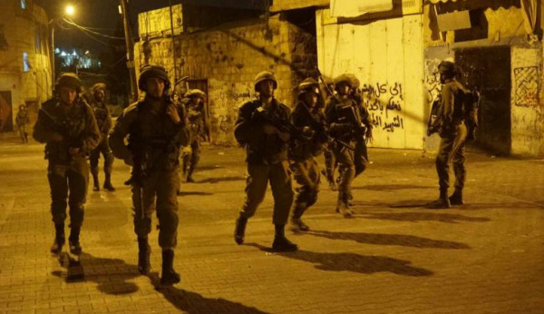 قوة إسرائيلية خاصة تختطف شاباً من مخيم جنين