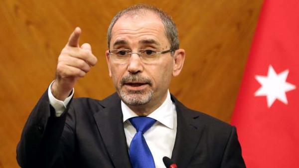 وزير الخارجية الأردني يواصل اتصالاته لمنع تنفيذ قرار إسرائيل ضم أراضٍ فلسطينية