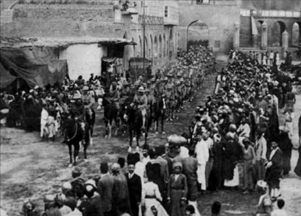100 عام على اندلاع ثورة العشرين في العراق