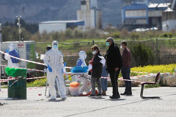 ارتفاع في عدد الإصابات بـ (كورونا) في أراضي الـ 48