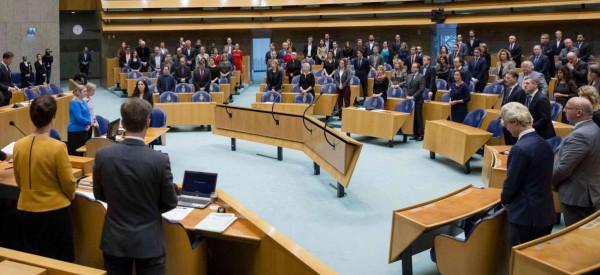 الجالية الفلسطينية بهولندا تشكر أعضاء بالبرلمان الهولندي للتصويت ضد مشروع الضم