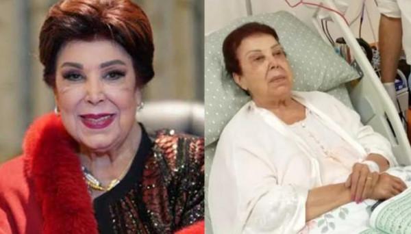 محاولة أخيرة لإنقاذ الفنانة رجاء الجداوي
