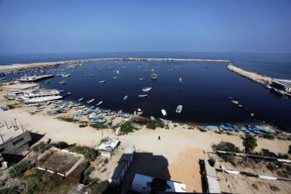 النقل تُعلن عن إعادة فتح ميناء غزة أمام المواطنين