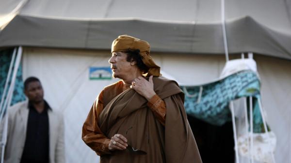 """تسريب المزيد من أسرار """"خيمة القذافي"""""""