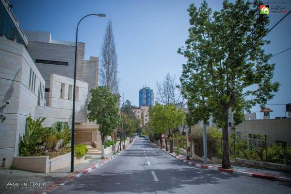 فوز بلدية رام الله بجائزة الطاقة العالمية على مستوى الوطن